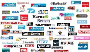 Online markedsføring - medieoversigt